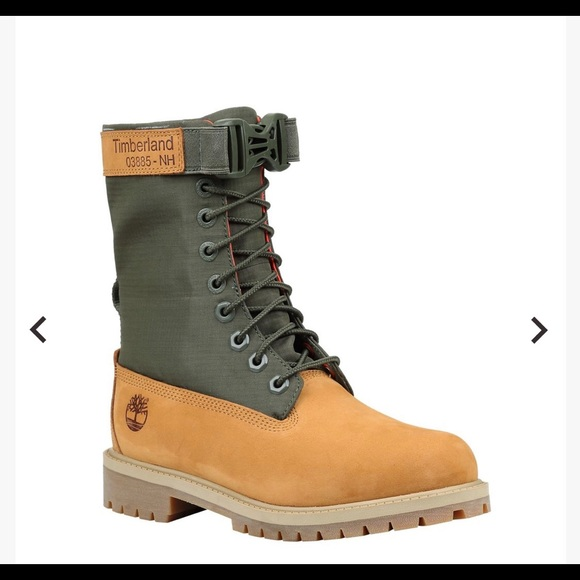 👋🏻SOLD👋🏻Timberland  Gaiter Boots